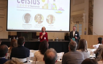 Celsius Summit 2019: Satisfy the energy needs in a sustainable way