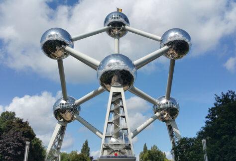 Brussels atonium