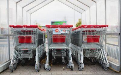 Energy optimization in a supermarket in Høruphav, Denmark