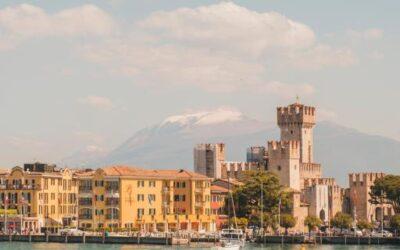 District heating in Castelnuovo del Garda, Italy