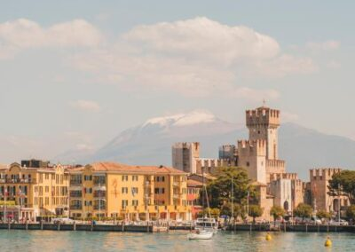 District heating in Castelnuovo del Garda, Italy