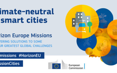 Celsius Talk with the Vice Chairman of Horizon Europe Missions for Smart Cities