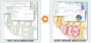 Comsof Heat: design methodology