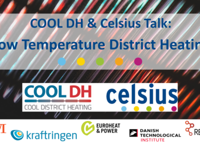 Webinar: Low temperaure district heating