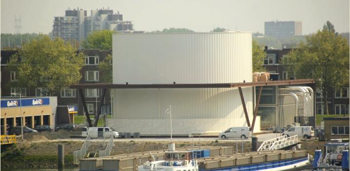 The Heat Hub - RO1 Demonstrator in Rotterdam