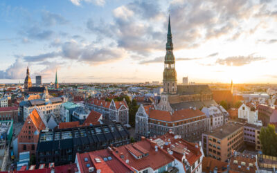Riga, making a difference in the Baltic countries