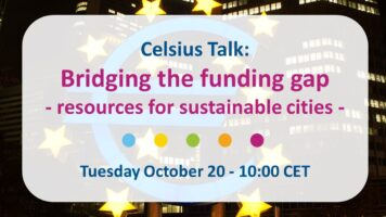 Celsius Talk: Bridging the funding gap