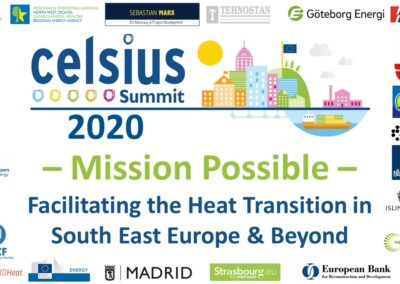 Celsius Summit 2020 – biggest Celsius event to date
