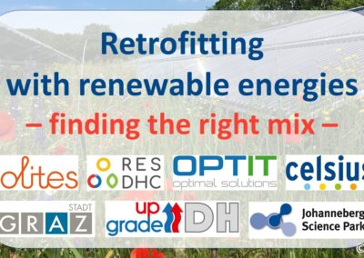Webinar: Retrofitting with renewable energy sources – finding the right mix