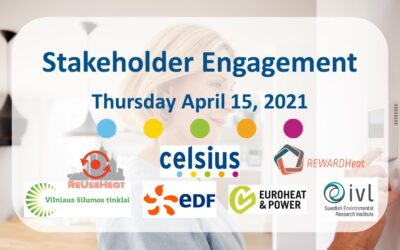 Celsius Talk on Stakeholder Engagement
