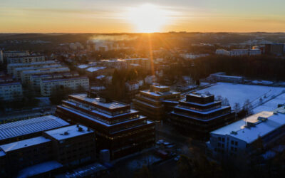 Akademiska Hus' buildings bring flexibility to the fossil-free energy system