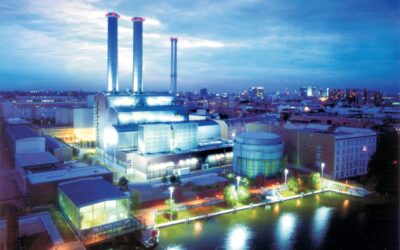 Heat pumps in district heating systems