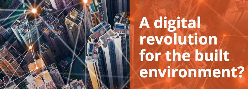 A digital revolution in the built environment?  - image from report