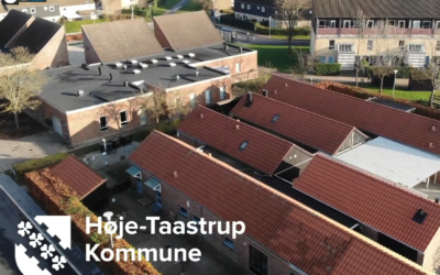 A smart energy system coming to place in Danish Høje-Taastrup